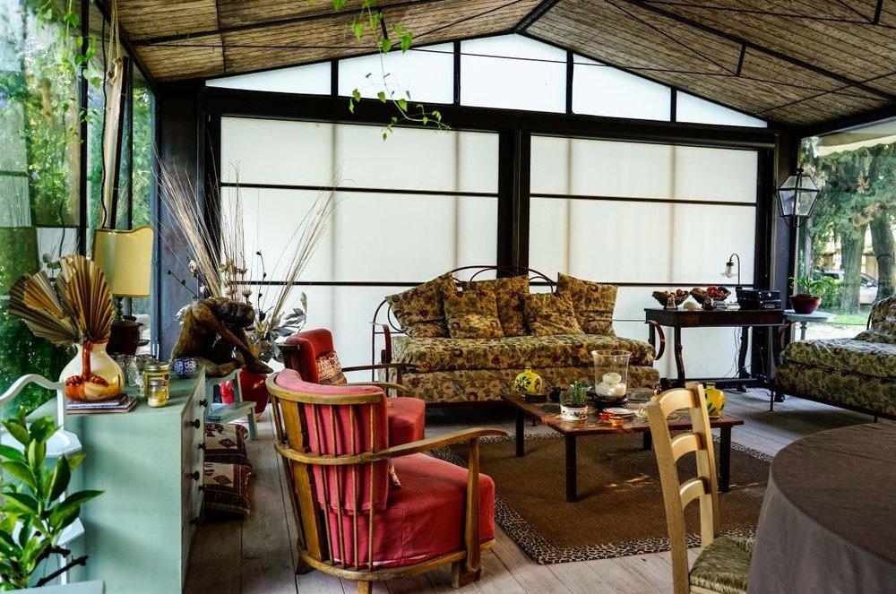 veranda cocon