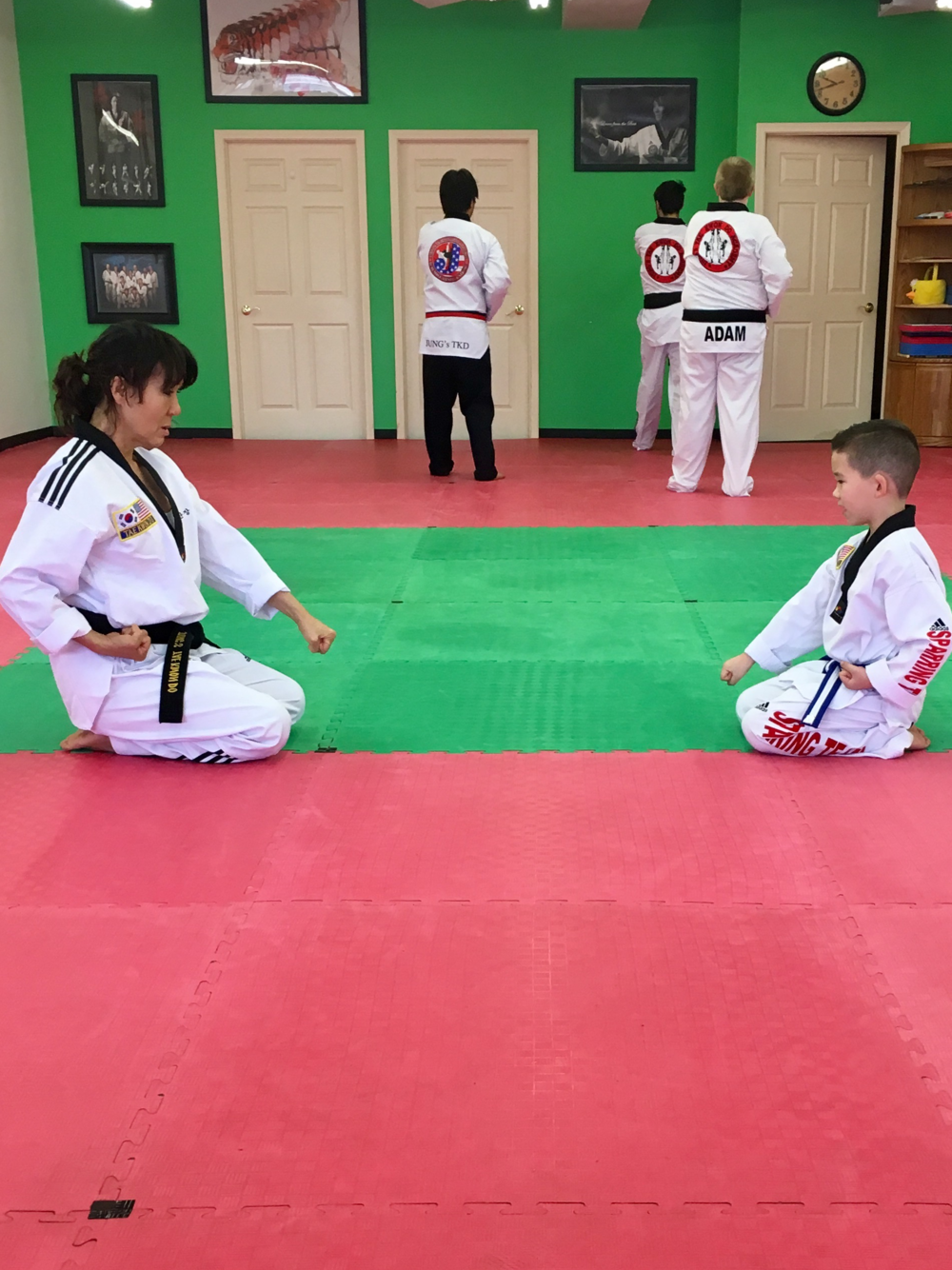 Following the guidelines of the  World Taekwondo Federation , our desire is that we will be able to teach you Taekwondo that is the most accurate and universal. Unlike the unfortuante reality of many martial arts schools around the world, we do not want to taint the accurate philisophy of Taekwondo with our individual knowledge and opinions.