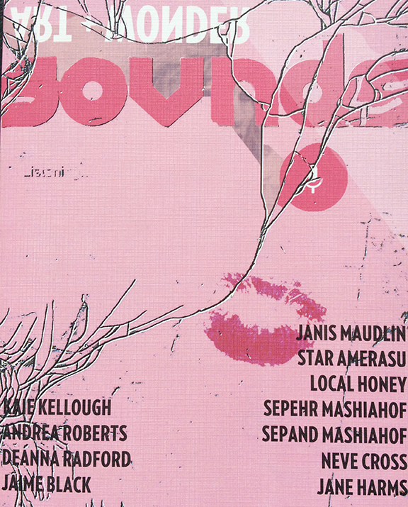 Cover art: Jane Harms, Kendra Place, Jayne County, Sounds Magazine.