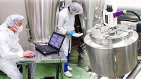制药过程控制分析