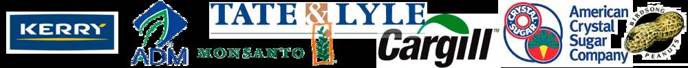 Food Company Customer Logos