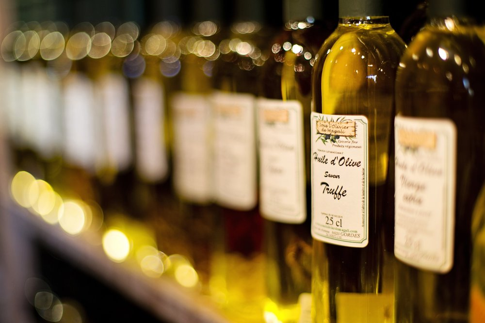 Counterfeit Olive Oil