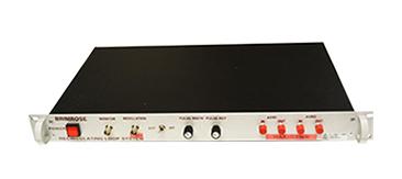 光纤耦合声光调制器循环回路系统