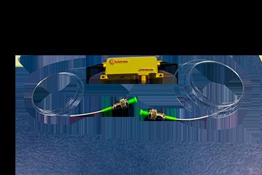 光纤耦合声光调制器