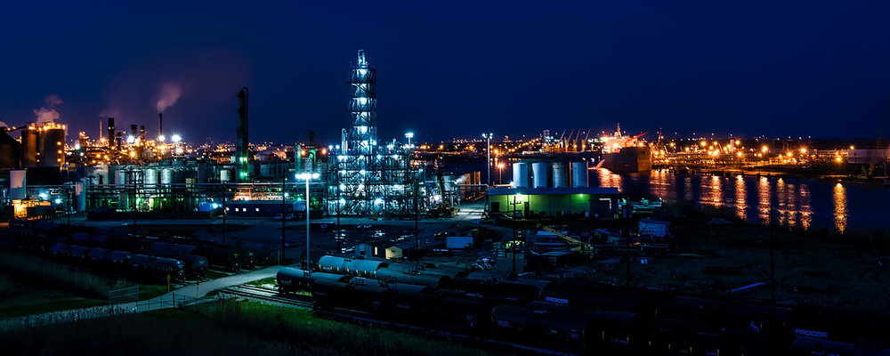 Petrochemical & Oil Analysis
