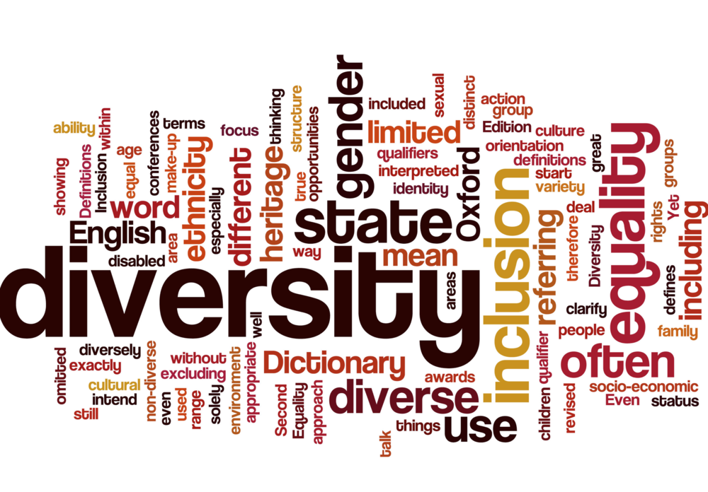 DIVERSITY its in our DNA