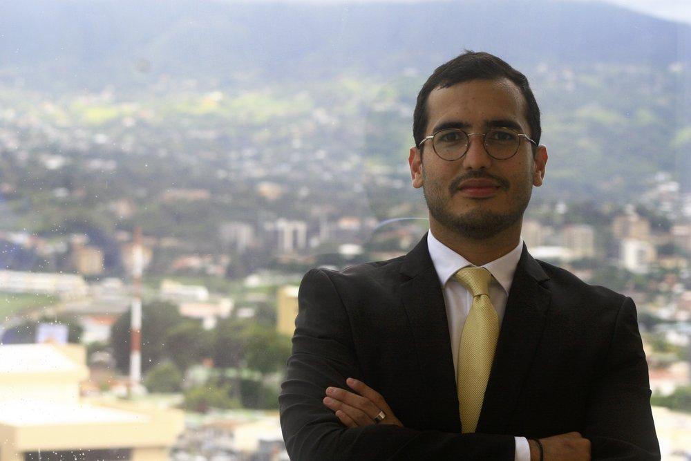 Herman M. Duarte - Graduado del programa de maestría de Arbitraje Internacional Comercial de la Universidad de Estocolmo