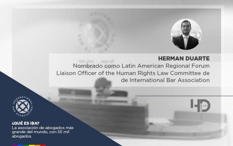 Herman-Duarte-IBA-International-Bar-Association-Human-Rights-Officer