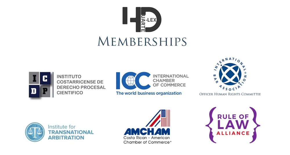 IBA-AIJA-AMCHAM-Costa-Rica-hduarte-lex-Institute-for-transanational-arbitration