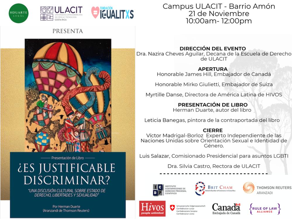 Herman-Duarte-Libro-ULACIT-Silvia-Castro-Embajada-de-canada-HIVOS-Myrtille-Danse-Britcham-Costa-Rica