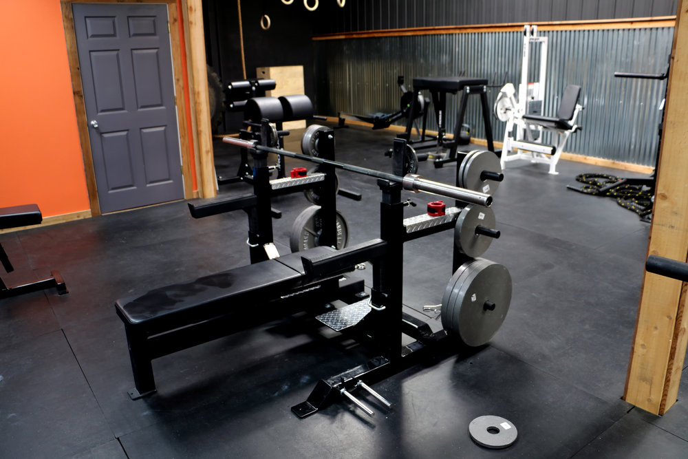 Equipment  Bowling Green Powerhouse Gym offers the biggest and highest quality selection of gym equipment that works. All equipment is competition grade whether you are a Strongman, Powerlifter, Weightlifter, or just looking to get in shape. Powerhouse offers competition grade benches, a monolift, calibrated weights in kilos and pounds, a reverse hyper, and every piece of strongman equipment imaginable.   Click To See Equipment Gallery