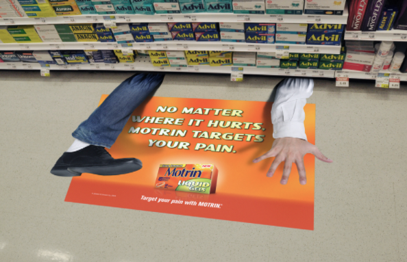 Crushing the opposition: Murdoch's News American Marketing wanted to 'destroy' its store adverts rival FloorGraphics