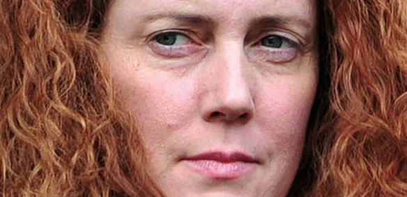 Acquitted: Brooks denied knowing of phone hacking at Old Bailey