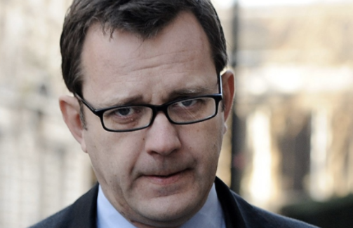 Political: Hacker Andy Coulson