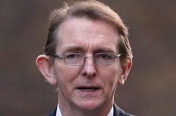 Tony Gallagher - now editor of The Sun