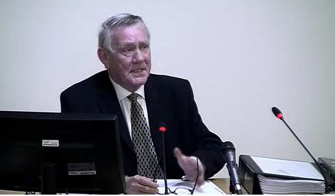 Former ICO investigator Alec Owens