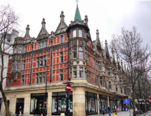 Venue: Gower Street Waterstones