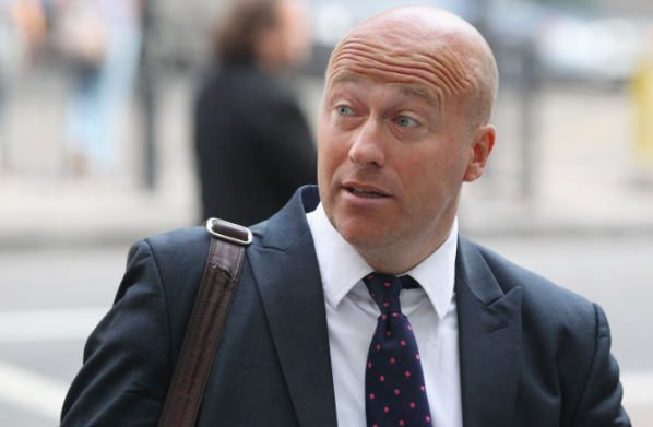 """Highly incriminating"": Ian Edmondson sent the three email"