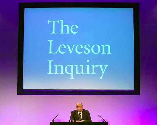 The Leveson Inquiry into the culture, practices and ethics of the British press
