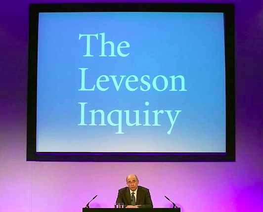 Wrong: Weaver's sworn evidence to Lord Justice Leveson