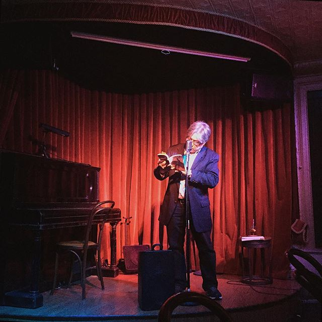 Thanks to everyone who came out to the Red Room last week! 📷: Thaddeus Rutkowski. See you March 1st at the Red Room for our next first Thursday--details to come.