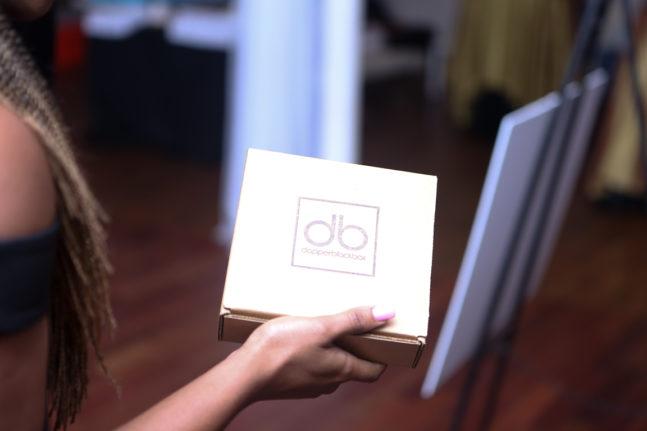 Giveaway by Sponsor Dapper Black Box. Photo by @JCIcreatives