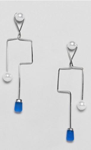 ASOS Wire Earrings- $13.50