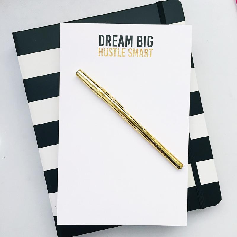 Hustle Smart Notepad