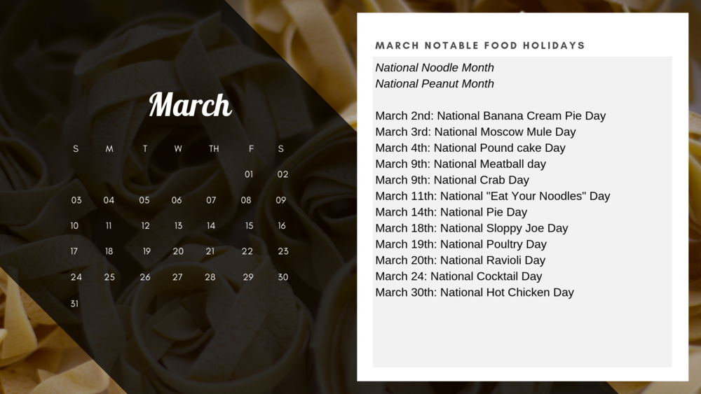 Click Here for March