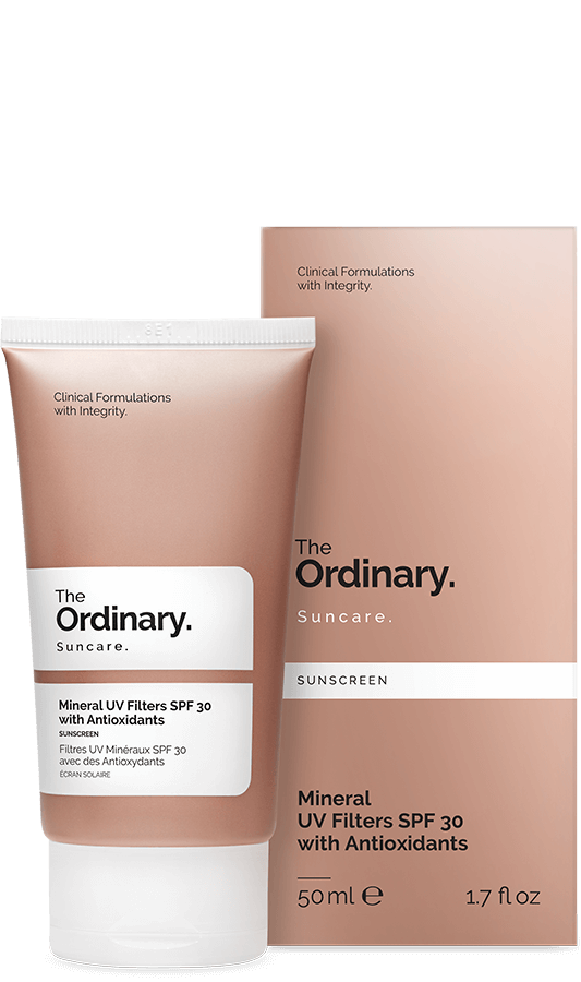 The Ordinary Mineral Sunscreen
