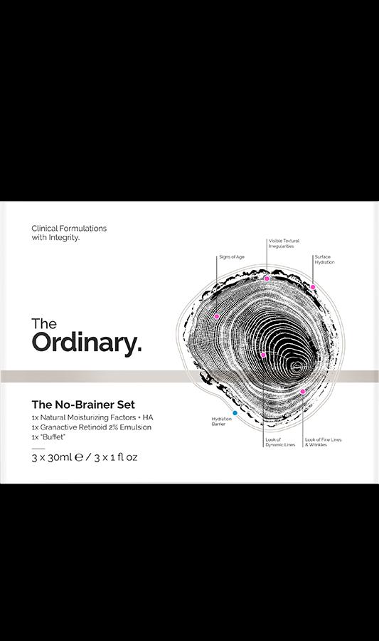 The Ordinary No Brainer Set