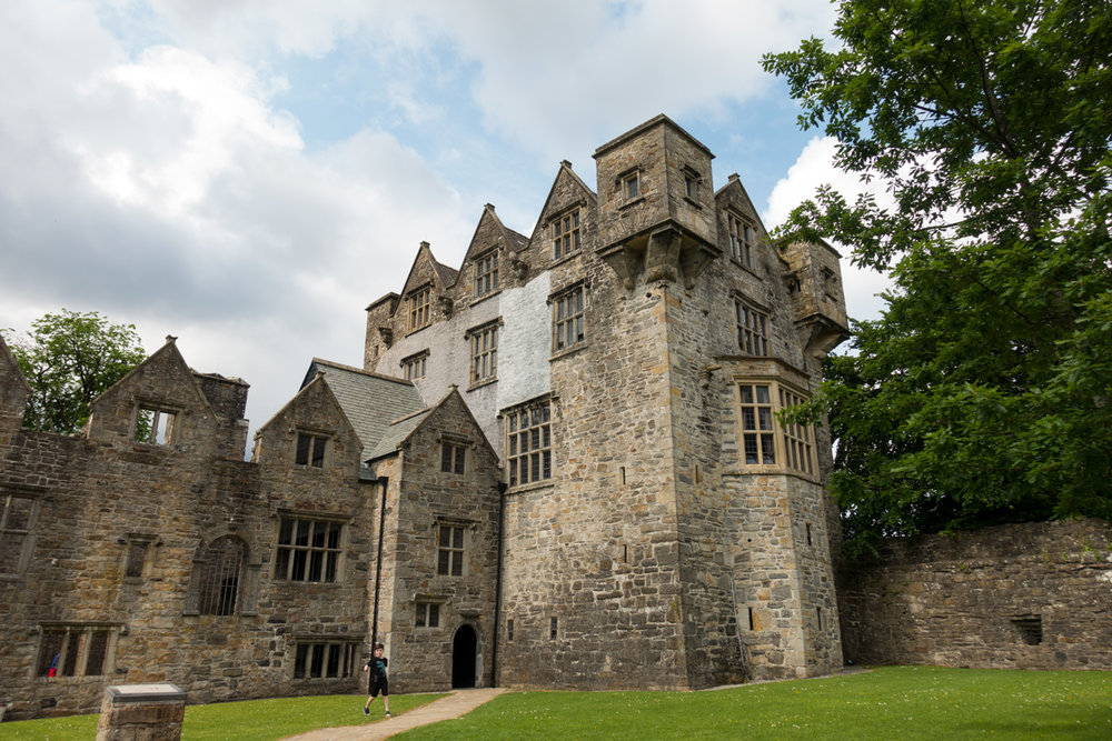Donegal Castle - Co. Donegal