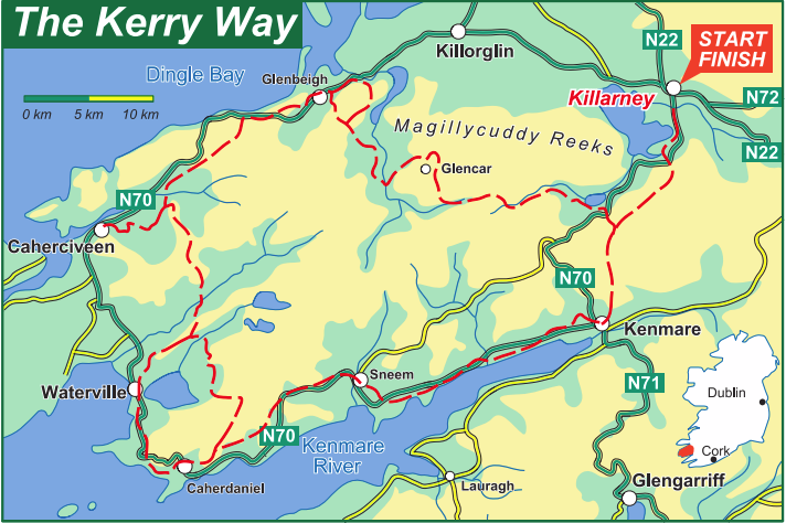 kerry way overview