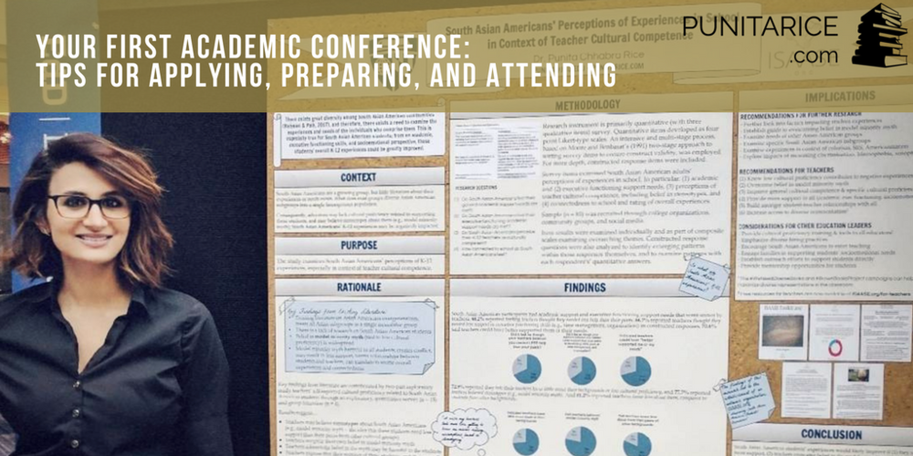 Preparing for your first Academic Conference