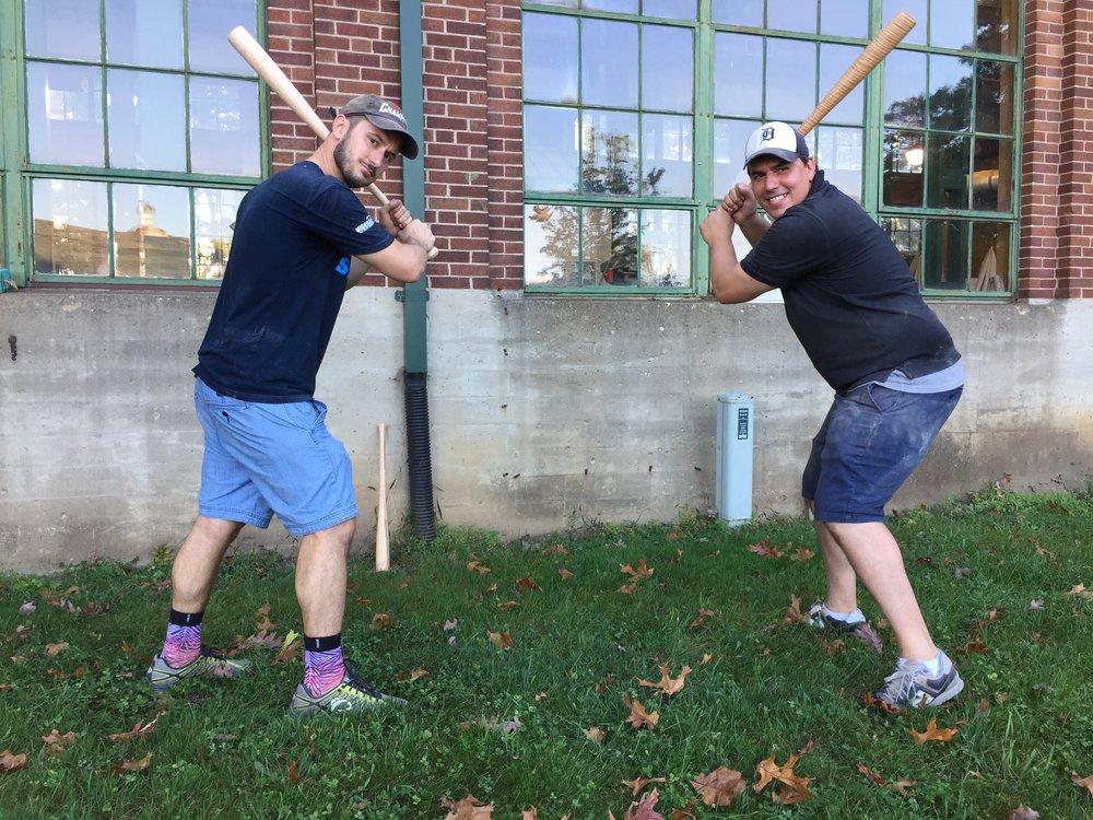 Baseball Bat Wood Turning Class