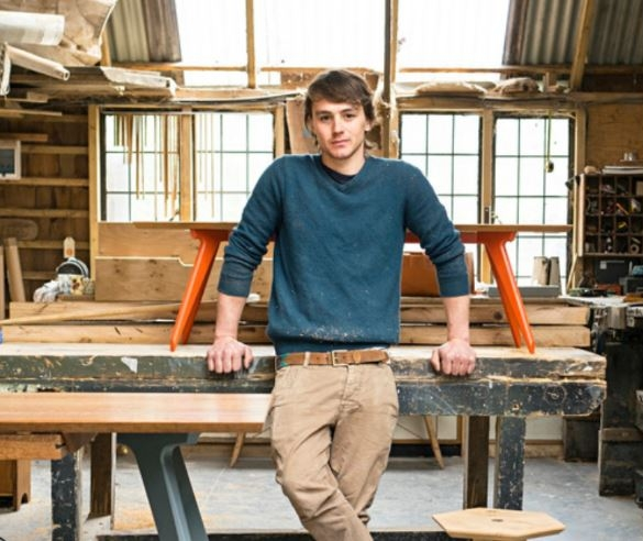 Wood design and manufacturing program at Sam Beauford Woodworking Institute in Adrian, MI