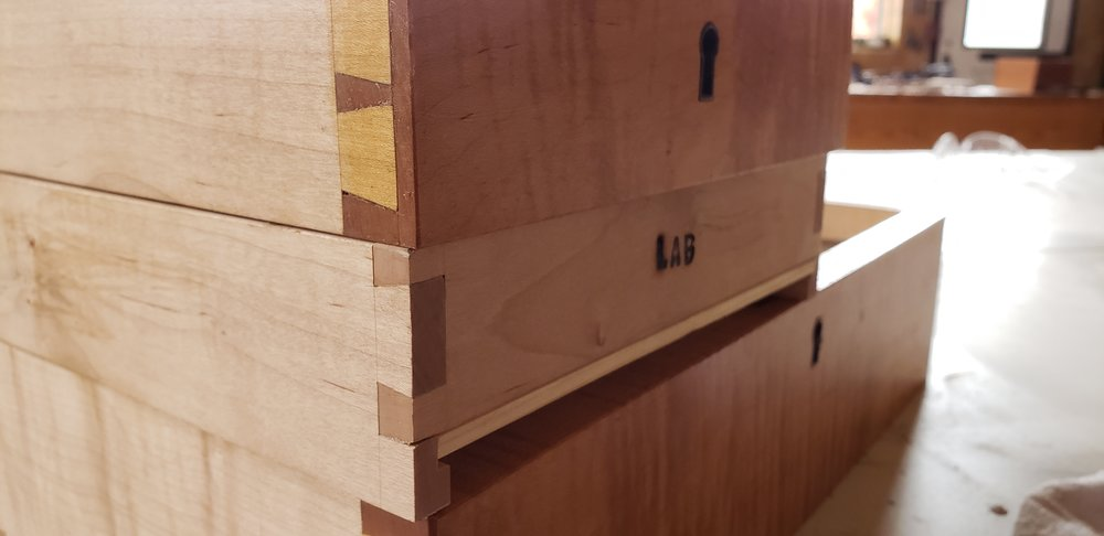 Woodworking Joinery - Dovetails, Mortise and Tenon