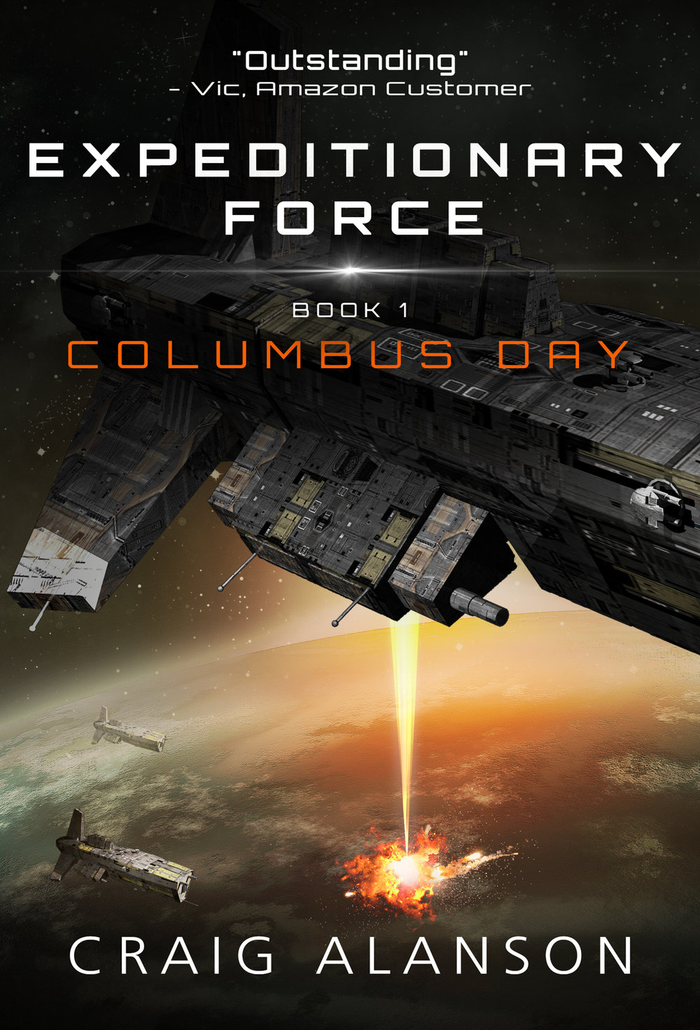 expeditionary force craig alanson book 7