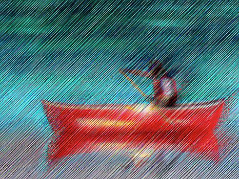 canoeist-in-the-rain-canadiana-waterscape-rayanda-arts.jpg