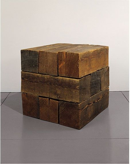 "Carl Andre ""Colours of Life"""