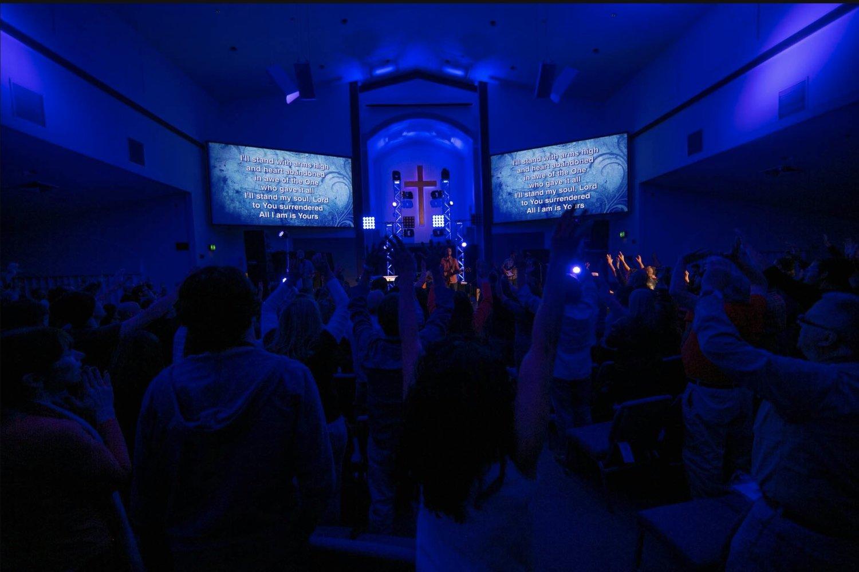 Worship - Grace Baptist Church, Hudson, MA — Andy Needham