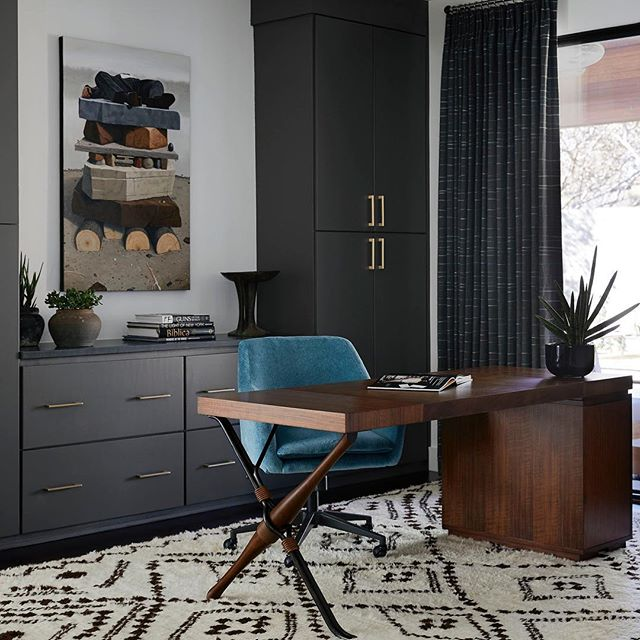 Home office  #kendallstallings  #tracyhardenburgdesigns  Photo @parbengtsson1