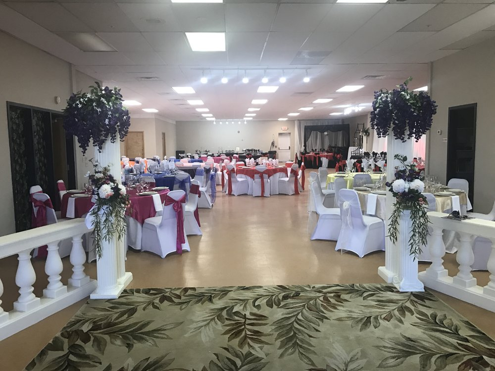PS Wedding and Party Rentals