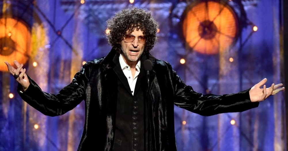 Howard Stern inducts Bon Jovi into the Rock and Roll Hall of Fame. Who will honor the old guard of radio?