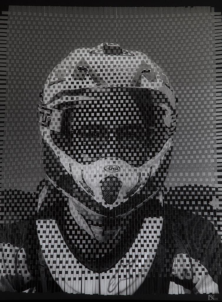 Brian, Motorcross Racer