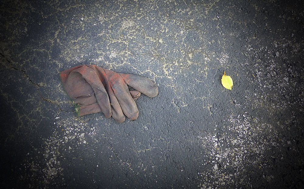 Glove, South 24th Street