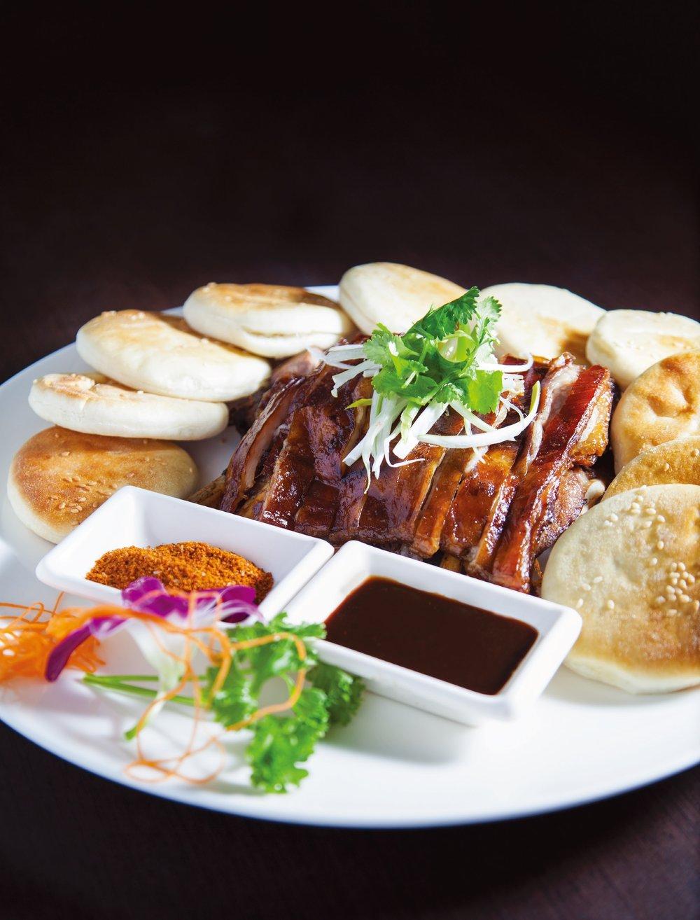 Xinjiang style lamb