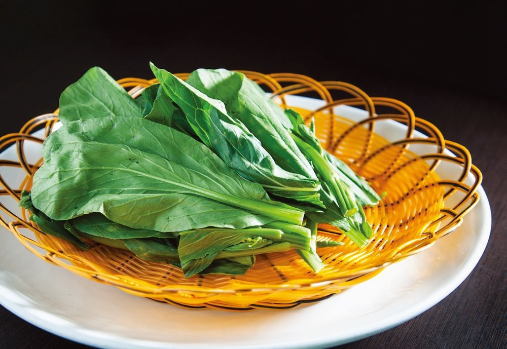 Cantonese flower cabbage (options to stir fry)
