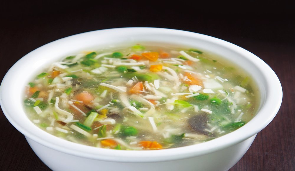 Beijiang vegetable soup