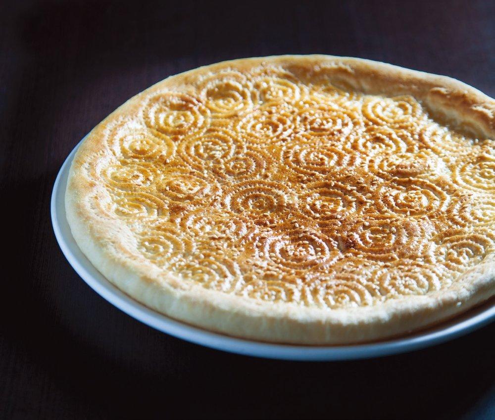 Naang Bread